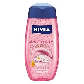 Nivea Water Lily & Oil tusfürdő