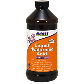 Now Liquid Hyaluronic Acid
