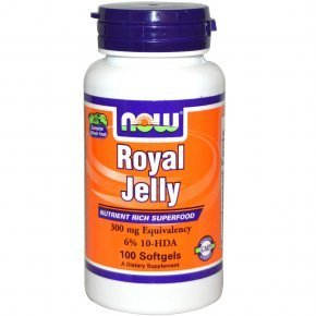 Now Royal Jelly 300mg kapszula