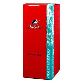 Old Spice Aqua Energy after shave