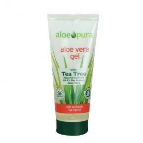 Aloe Vera gél Teafával - 200 ml