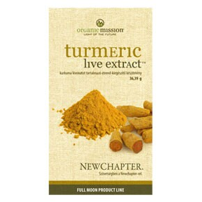 Organic Mission Turmeric Live Extract