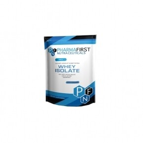 Pharma First Whey Isolate vanília