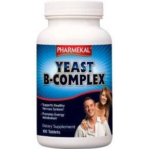 Yeast B-Complex stressz formula tabletta - 100db