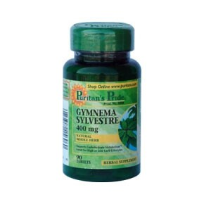 Puritan's Pride Gymnema Sylvestre 400mg tabletta