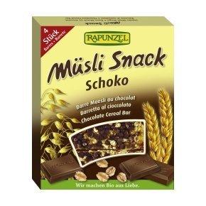 Bio csokis müzliszelet - 4x29g