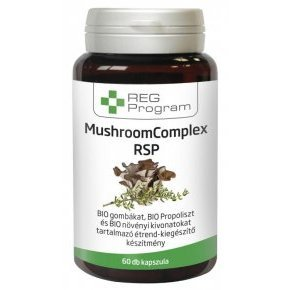 REG Program MushroomComplex RSP kapszula