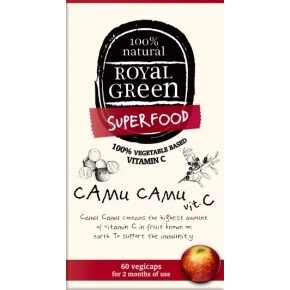 Royal Green Camu Camu C-vitamin kapszula