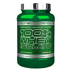 Scitec Nutrition 100% Whey Isolate málna