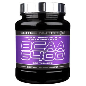 Scitec Nutrition BCAA 6400 tabletta