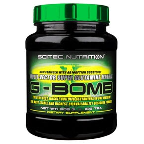 Scitec Nutrition G-Bomb orange juice italpor