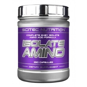 Scitec Nutrition Isolate Amino kapszula