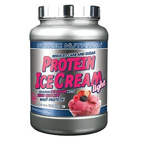 Scitec Nutrition Protein Ice Cream Light erdei gyümölcs