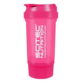 Scitec Nutrition Shaker500 TR Pink