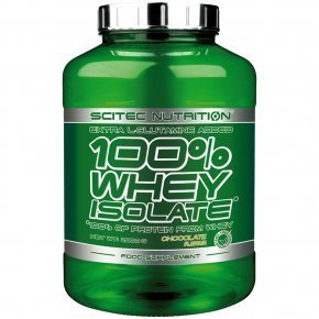 Scitec Nutrition 100% Whey Isolate csoki-mogyoró