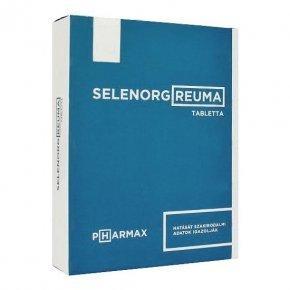 Selenorg Reuma tabletta - 60db