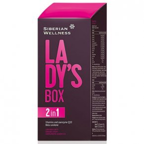 Siberian Wellness Lady's Box 2in1