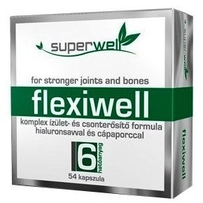 Superwell Flexiwell kapszula