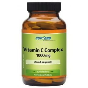 Supherb C-vitamin Complex 1000mg tabletta