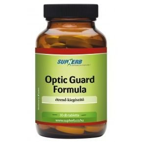 Supherb Optic Guard szemvitamin tabletta