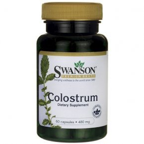 Swanson Colostrum kapszula