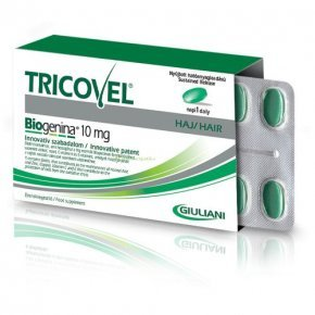 Tricovel Biogenina 10mg tabletta