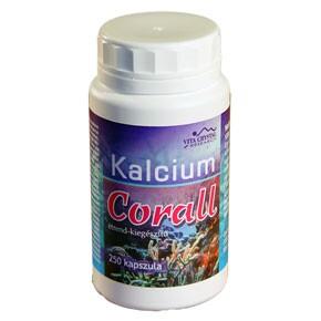 Corall Kalcium kapszula - 250 db