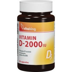 Vitaking D-2000 vitamin
