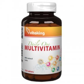 Vitaking Daily One Multivitamin tabletta
