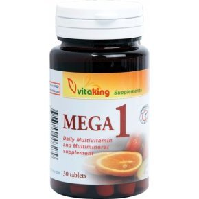 Vitaking Mega-1 multivitamin