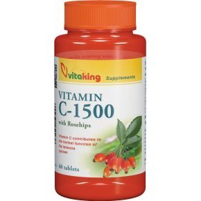 Vitaking C-vitamin 1500mg tabletta