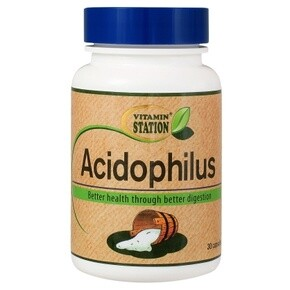 Vitamin Station Acidophilus kapszula