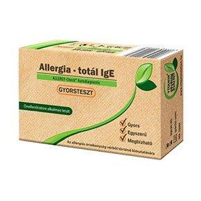 Gyorsteszt allergia total - 1db