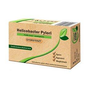 Gyorsteszt Helicobacter Pylori - 1db