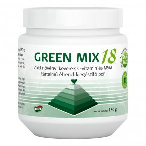 Zöldvér Green Mix 18 por