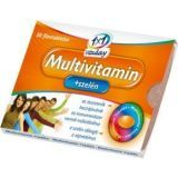 1x1 Vitaday multivitamin + szelén tabletta