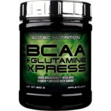 BioTech USA BCAA+Glutamine Xpress lime