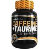 BioTech USA Caffeine-Taurine / Power Force kapszula