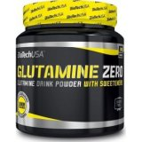BioTech USA Glutamine Zero barackos ice tea