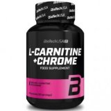 BioTech USA L-Carnitine + Chrome kapszula