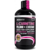 BioTech USA L-Carnitine 70000 + Chrome narancs