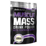BioTech USA Muscle Mass 1000g eper
