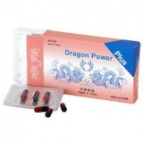 Dragon Power Plus potencianövelő kapszula