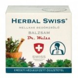 Herbal Swiss Mellkas bedörzsölő balzsam