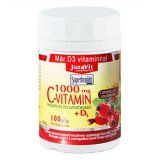 Jutavit C-vitamin 1000mg + D3-vitamin tabletta