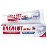 Lacalut Aktiv Gum Protection & Gentle White fogkrém