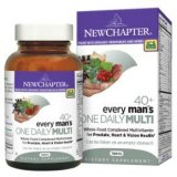 New Chapter Every Man's One Daily 40+ multivitamin