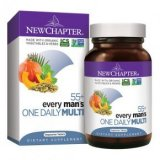 New Chapter Every Man's One Daily Multi 55+ tabletta