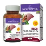 New Chapter Iron Food Complex tabletta