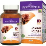 New Chapter LifeShield Reishi - Ganoderma kapszula